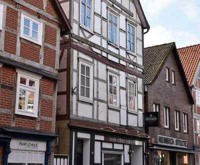 Stark sanierungsbedürftiges Wohn- und Geschäftshaus im Zentrum von 29451 Dannenberg
