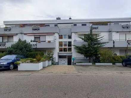 Möblierte 2-Zimmer-Hochparterre-Wohnung in Bad Berzabern