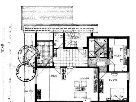 Attraktive 3-Zimmer-DG-Wohnung mit Balkon in Ulm