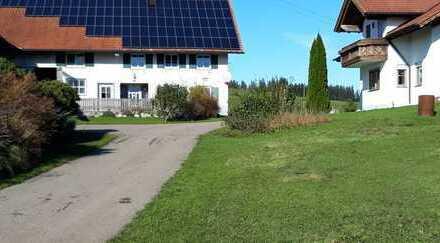 Altes renoviertes Bauernwohnhaus mit Bergblick in Oberallgäu (Kreis), Dietmannsried