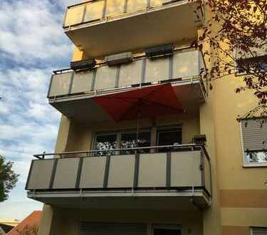 Sonnige 3 Zi-Wohnung in Karlsfeld mit Balkon