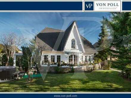 Exklusives Einfamilienhaus mit Sauna,Wintergarten&Whirlpool- nur 3000 Meter von der Ostsee entfernt