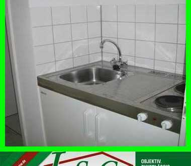 30m² 1-Raum-Studentenwohnung - inkl. Single-Küche AB SOFORT!