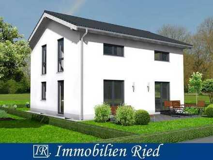 Neubau eines schlüsselfertigen Einfamilienhauses in ruhiger Lage in der bester Gegend von Murnau