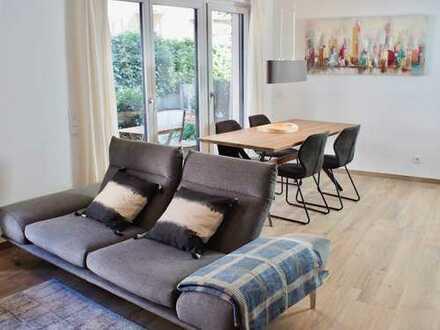 Modernes, möbliertes Apartment im Herzen Münchens/Modern, furnished apartment in the heart of Munich