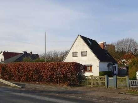 Zentrumsnahes Einfamilienhaus auf großem Grundstück in Schwanewede