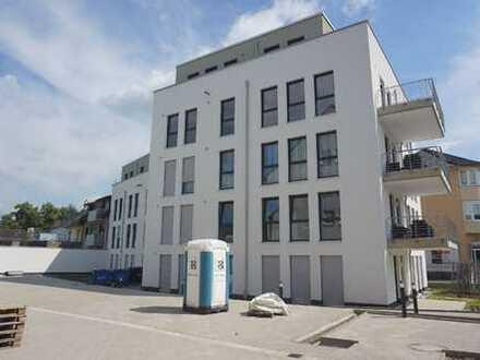 PENTHOUSE-Wohnung mit 4 Zimmern und großzügiger Dachterrasse im NEUBAU in Leverkusen-Bürrig!