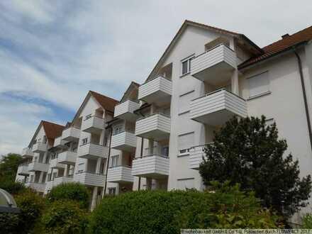 Seniorenwohnanlage: 2-Zimmer-Wohnung mit Balkon