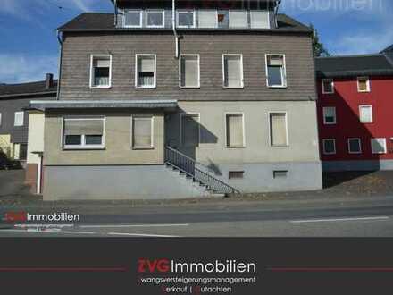 Mehrfamilienhaus mit insgesamt 8 Wohnungen in Mudersbach! ZVG Immobilien