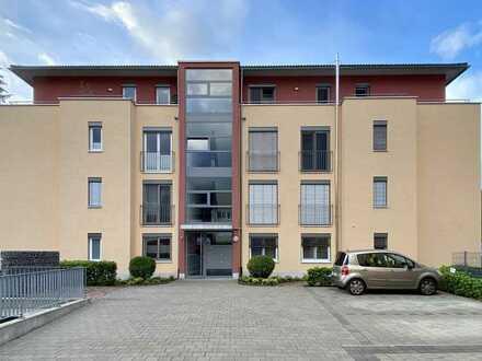 Neuwertige 3-Raum-Wohnung mit Balkon und Einbauküche in Wehr