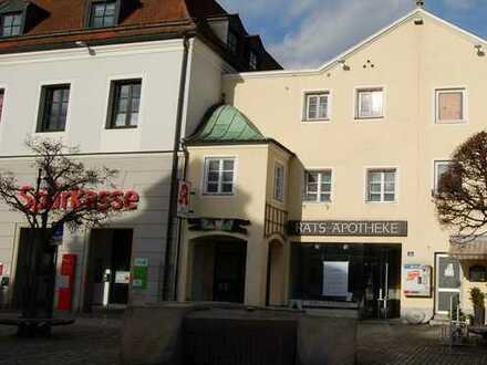Wohn- und Geschäftshaus in 1a-Lage