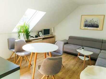 Ab 1.12.: moderne 3-Zimmer-Neubau-Wohnung mit sonniger Dachterrasse in Würzburg (WG geeignet)