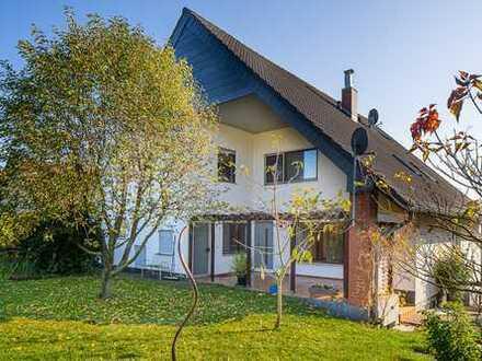 5-Zimmer-Mietwohnung mit Garten in Reinheim/OT