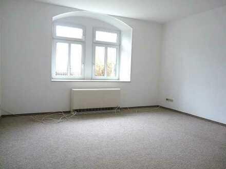 Top sanierte Wohnung mit Einbauküche und Garten auf Wunsch in Riesa-Oelsitz