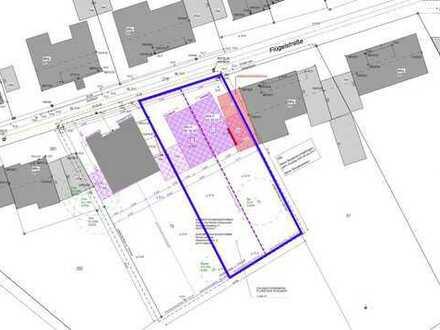 2 Grundstücke von Privat + Bauprojekte