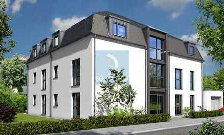 Zuhause in Oelde • barrierearme DG-3 Zimmer-Wohnung mit Südbalkon