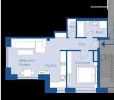 Schöne, Neuwertige Wohnung in Hamm, Bockum-Hövel