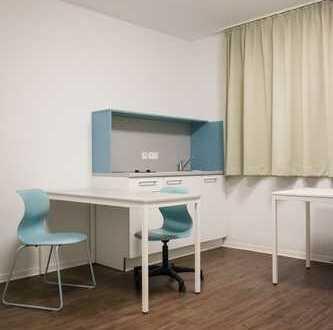 Stilvolle 1-Zimmer-Studio mit EBK in Heidelberg