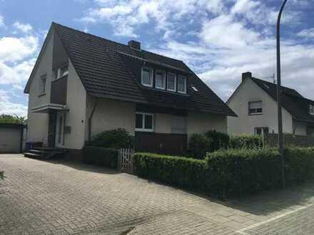 Zweifamilienhaus mit Doppelgarage in Osnabrück, Eversburg