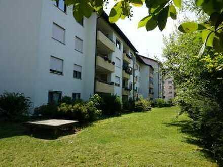Demnächst frei - 3-Zimmer-Wohnung in WT-Bergstadt