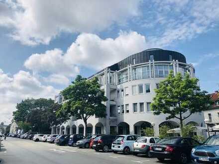 Von privat: Helle, offene Architektenwohnung (84 m2) in Bessunger Stadthaus / DA