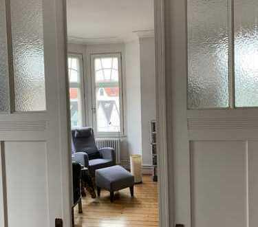 4,5-Zimmer-Wohnung in restauriertem Altbau