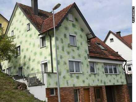 Einfamilienhaus mit Ausblick sucht kreative neue Eigentümer in Wildberg-Sulz