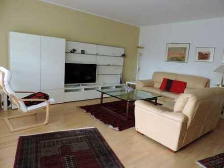 (Möblierte) 3-Zimmer-Wohnung in Hassels