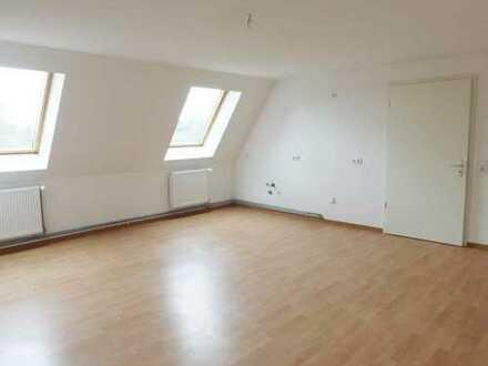 Lichtdurchflutete 2-Zimmer-Dachgeschoss-Wohnung in Neuruppin