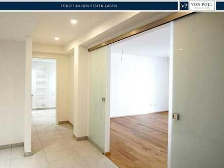 Exklusive 2-Zimmer-Neubauwohnung mit Balkon im Herzen von Landshut!