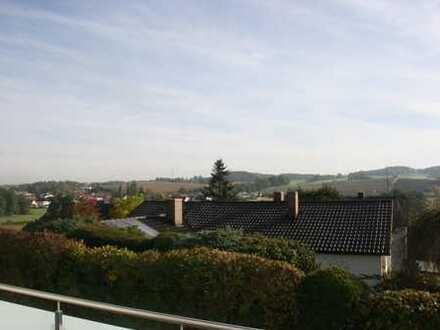 Großer Balkon mit schöner Aussicht in ruhiger Lage, top Qualität und ab sofort frei