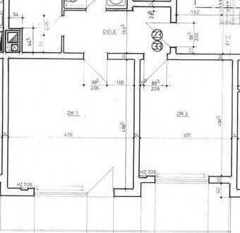 Park Immobilien - Moderne 2-ZW mit EBK und gr. Balkon