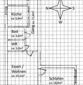 3,5 Zimmer Wohnung 89269 Vöhringen Zentrum - Erstbezug nach Renovierung