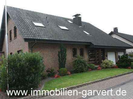 Ländlich und ruhig! Erdgeschosswohnung im 2-Familienhaus, Terrasse, Garage, Keller in Borken-Marbeck
