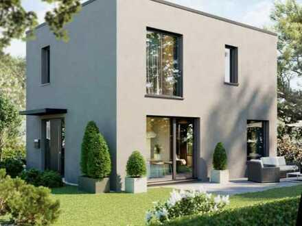 Einzugsfertiges Doppelhaus KfW 55 mit perfekter Ausrichtung