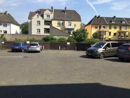 Parkplatz in Huckarde