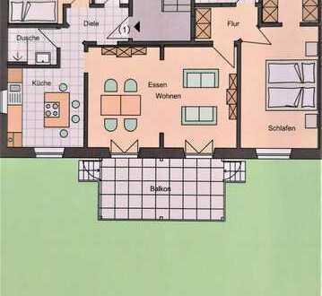Wohnen mit Gartenanteil an der Landesgartenschau - Steuervorteile mit Kauf einer Denkmalschutzimmob.