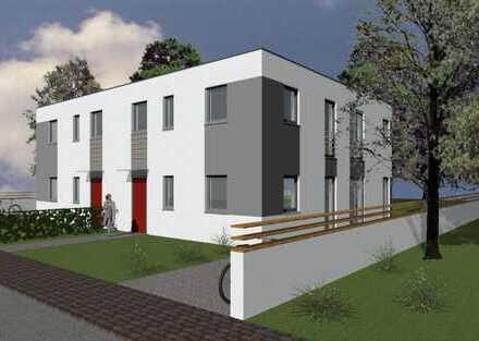 Frei geplantes Doppelhaus in Borna