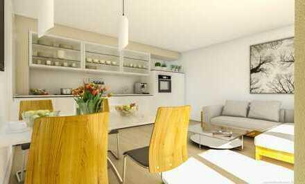 4-Zimmer-Wohnung im EG mit Terrasse und Gartenanteil nur wenige Schritte zum Zentrum