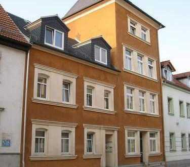 Möblierte 2-Raum-Wohnung inklusive Einbauküche in Ernstthal