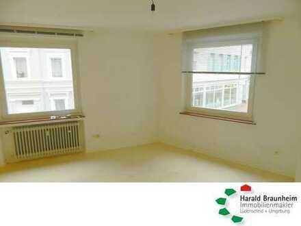 Pendlerapartment in zentraler Lage mit Duschbad statt Hotelzimmer, ca. 26m².