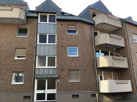 Gepflegte 2-Zimmer-Wohnung mit Balkon und Einbauküche in Euskirchen