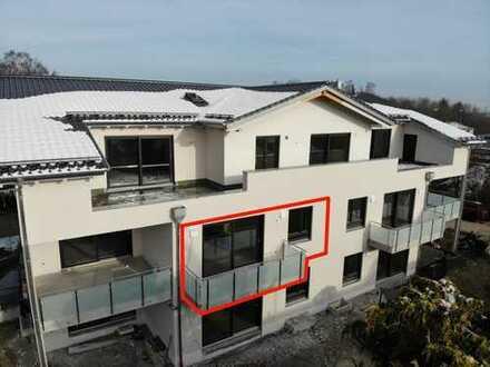 Erstbezug mit Balkon: stilvolle 2-Zimmer-Wohnung in Bobingen