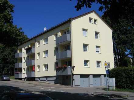 Neu renovierte 3-Zimmer-Wohnung mit Balkon
