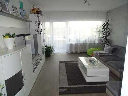 TOP renovierte 4,5-Zimmer-Wohnung mit PKW-Außenstellplatz und saniertem Südwestbalkon Maichingen