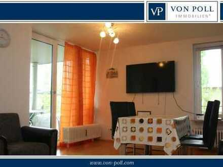 Obermenzing: Sonnige 3-Zimmerwohnung im Dachgeschoss zur Kapitalanlage