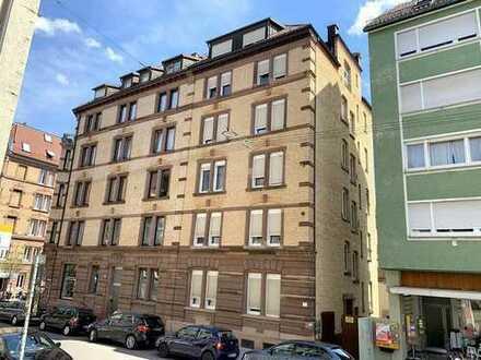Gepflegtes Mehrfamilienhaus im Herzen von Stuttgart-West