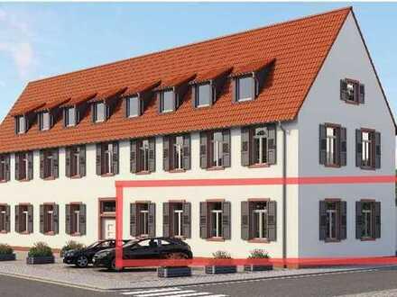 Erstbezug! Luxuriöse 3ZKB Erdgeschosswohnung mit Terrasse , Smart-Home und vieles mehr!