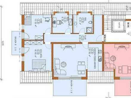 4-Zimmer-Neubauwohnung in Schrobenhausen