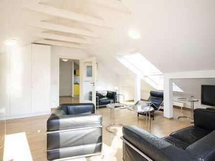 Schöne 1,5-Zimmer-Wohnung mit Balkon